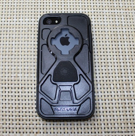Gear Diary Rokform Rokshield V3 Case for iPhone 5 03