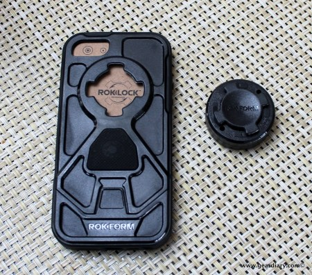 Gear Diary Rokform Rokshield V3 Case for iPhone 5 33