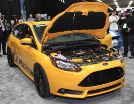Shelby American Focus ST1