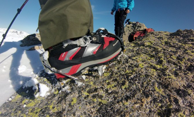 Mammut Magic GTX review