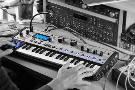 Limited Edition Novation MoroderNova Synth Revealed
