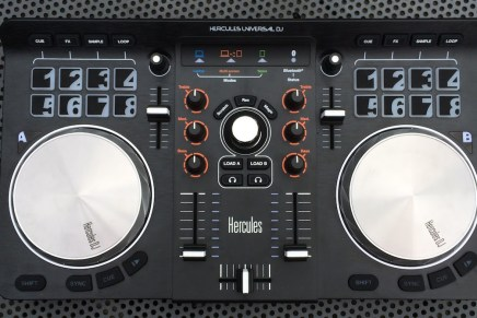 Hercules Universal DJ – Gearjunkies Review