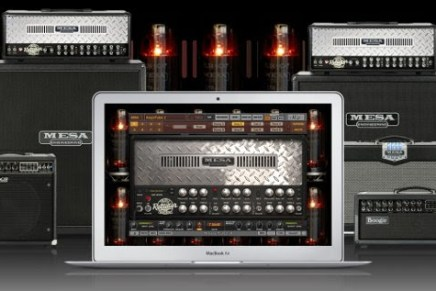 IK Multimedia and Mesa Engineering announce AmpliTube MESA Boogie