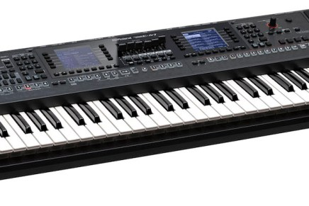 Roland Announces E-A7 Expandable Arranger