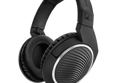 Sennheiser shows new HD 400 series headphones