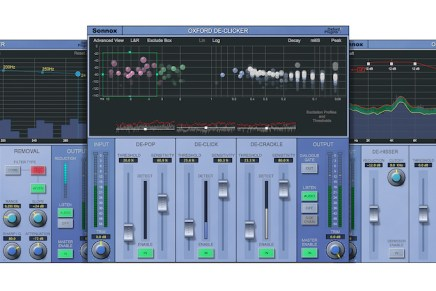 Sonnox Restore suite of plug-ins re-released