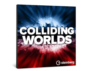 Steinberg's Colliding Worlds Offers Exciting New Content for Groove Agent Virtual Drummer