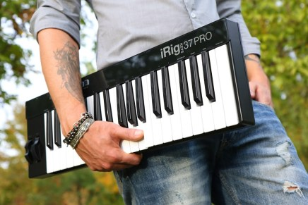 IK Multimedia introduces iRig Keys USB