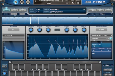 Wolfgang Palm PPG will release Phonem software