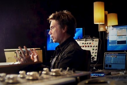 Native Instruments releases second Jean-Michel Jarre Video