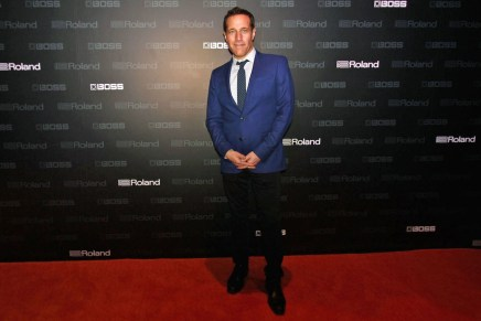 Roland Partners with International Piano Legend Jim Brickman