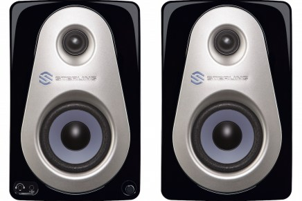 Sterling Audio Introduces MX Series Powered Studio Monitors