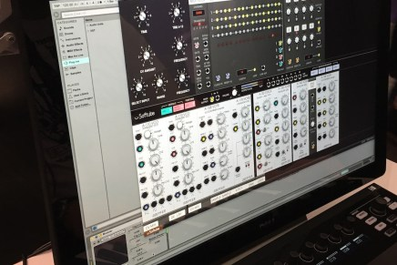 Softube announces Modular – A cross-platform modular synthesizer plug-in