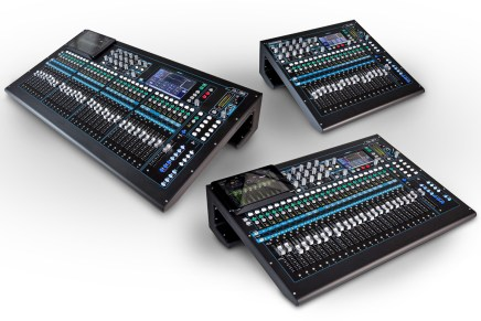 Allen & Heath announces major updates to Qu Series