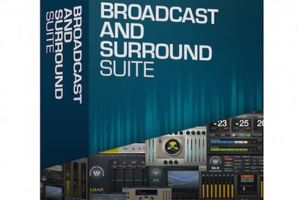 Waves Introduces the Broadcast and Surround Suite Bundle