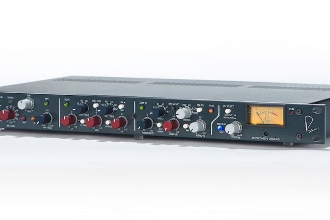 Rupert Neve Designs announces new Shelford channel
