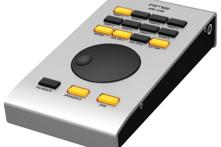 RME announces new ARC USB remote