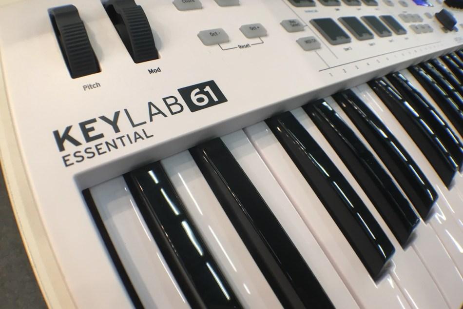 Arturia Announces the KeyLab Essential Series