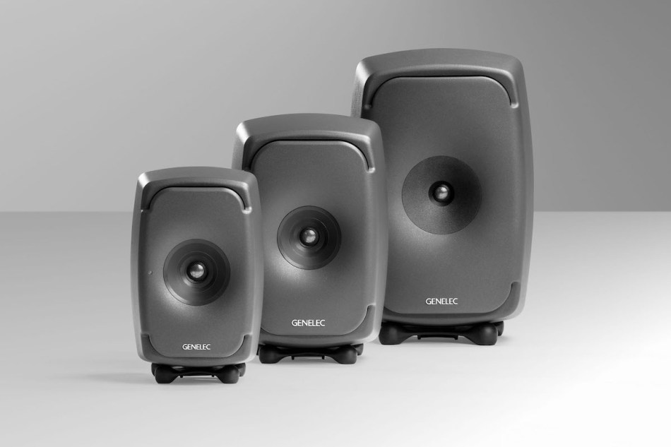 Genelec announces The Ones Series of compact coaxial active monitors