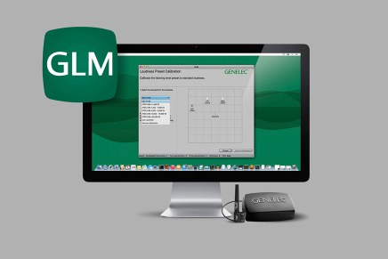 Genelec Announces GLM 3 Loudspeaker Management Software