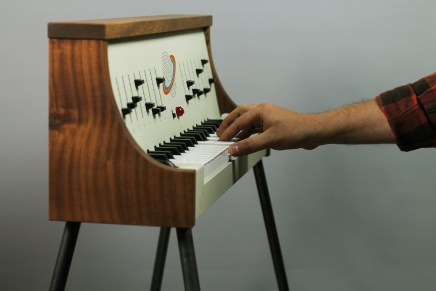 Love Hulten announces Noistation synthesizer