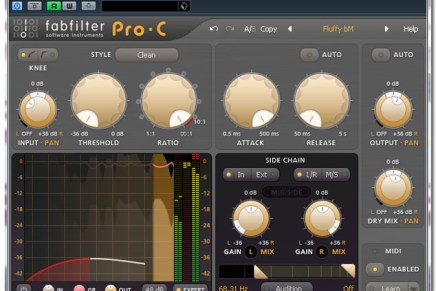 FabFilter Pro-C – Gearjunkies Review
