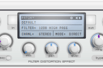 That is a Badass Filter and Distortion FX plugin