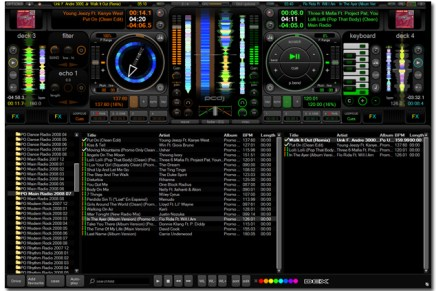 PCDJ debuts DEX for Mac DJ Software