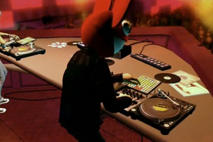 Novation Launchpad takes DJ Hero to the next level