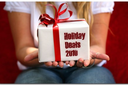 That time of year – The Holiday Deals are back!