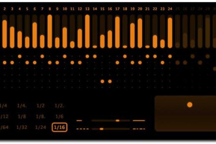 Sinevibes released Dynamo Gate Sequencer plugin