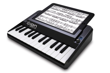 iPad Piano 2 Go from Ion almost here