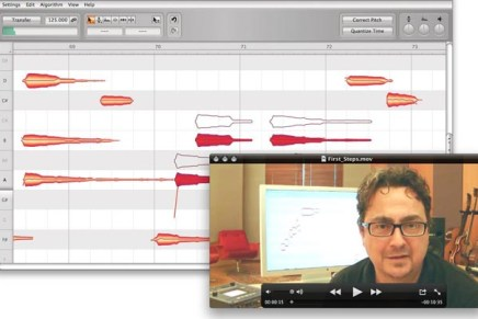 Test Celemony Melodyne for 30 days and master it the easy way