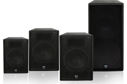 Gemini Introduces GTX Loudspeakers