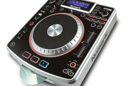 Numark NDX900 DJ Controller to be introduced