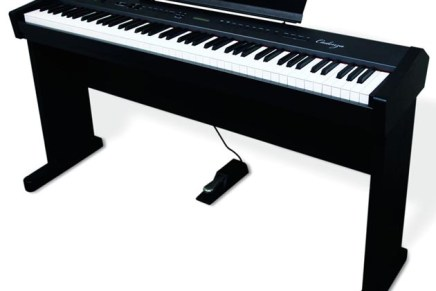 Alesis Unveils The Cadenza Digital Piano