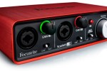 Focusrite Scarlett 2i2 Announced