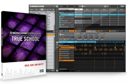 Native Instruments TRUE SCHOOL Hip-Hop Sounds Introduced