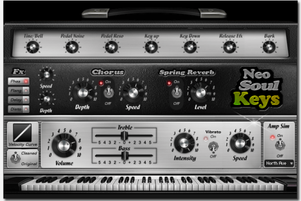 Neo-Soul Keys for Kontakt FREE Player Released