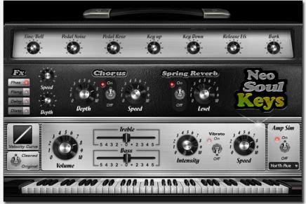 Neo-Soul Keys for Kontakt FREE Player Released