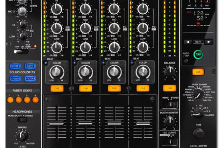 Pioneer DJM-850 combines future-proof technology with the DJs favourite features