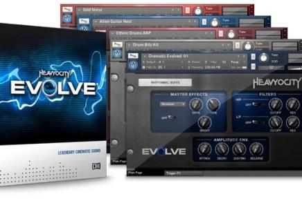 Native Instruments Releases EVOLVE Kontakt Instrument
