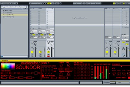 Percussa Soundor – Free Open Source FM Synth