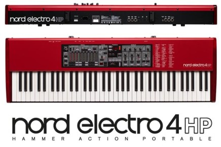 The new Nord Electro 4 is here!