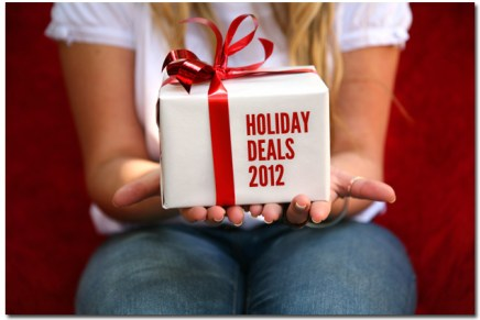 2012 Holiday Deals – Get your deal here!