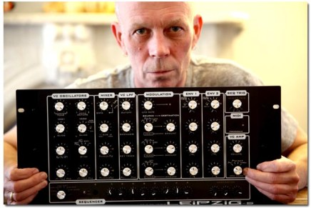 Vince Clarke Loves His Leipzig-S from Analogue Solutions