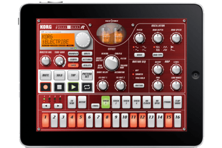 Korg iElectribe 1.6 Available Now