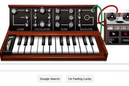 Something For The Weekend: Bent – The Google Moog Mini Documentary