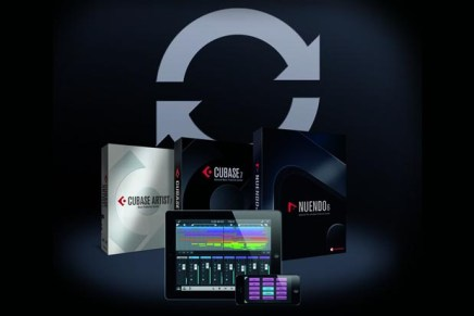 Steinberg Cubase, Nuendo Updates available now