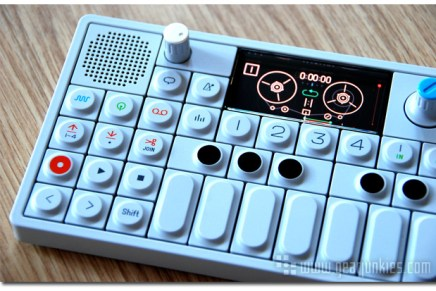 New OS for Teenage Engineering OP-1 Synth available